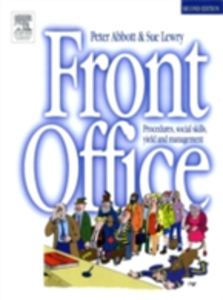 Ebook in inglese Front Office Abbott, P. , Lewry, S.