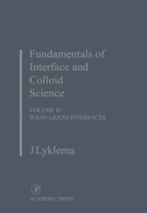 Ebook in inglese Fundamentals of Interface and Colloid Science Lyklema, J.