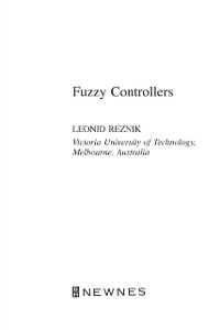 Ebook in inglese Fuzzy Controllers Handbook Reznik, Leon