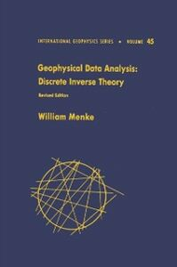 Ebook in inglese Geophysical Data Analysis Menke, William