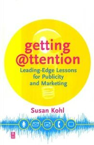 Ebook in inglese Getting Attention Kohl, Susan Y