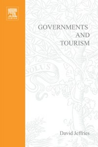Ebook in inglese Governments and Tourism Jeffries, David