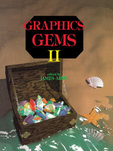 Ebook in inglese Graphics Gems II -, -