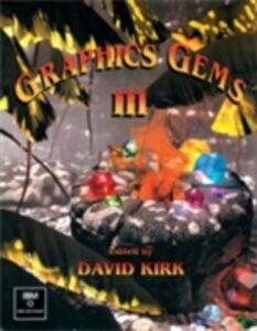 Ebook in inglese Graphics Gems III (IBM Version) Kirk, David