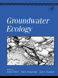 Ebook in inglese Groundwater Ecology