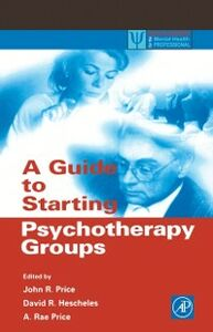 Ebook in inglese Guide to Starting Psychotherapy Groups -, -