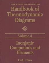 Handbook of Thermodynamic Diagrams, Volume 4