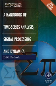Ebook in inglese Handbook of Time Series Analysis, Signal Processing, and Dynamics -, -