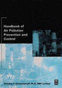 Ebook in inglese Handbook of Air Pollution Prevention and Control Cheremisinoff, Nicholas P