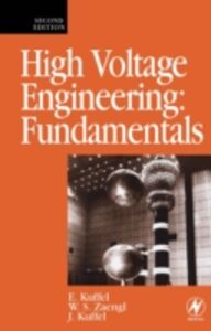 Ebook in inglese High Voltage Engineering Fundamentals Kuffel, John , Kuffel, Peter