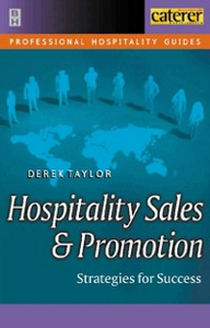 Ebook in inglese Hospitality Sales and Promotion Taylor, Derek