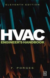 Ebook in inglese HVAC Engineer's Handbook Porges, F.