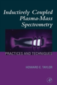 Ebook in inglese Inductively Coupled Plasma-Mass Spectrometry Taylor, Howard E.