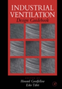 Ebook in inglese Industrial Ventilation Design Guidebook Goodfellow, Howard D.