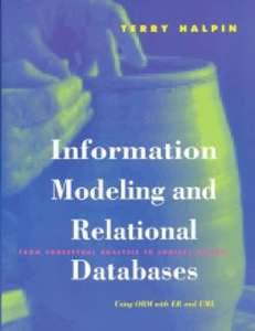 Ebook in inglese Information Modeling and Relational Databases Halpin, Terry