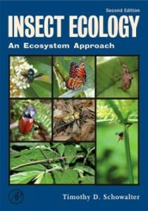 Foto Cover di Insect Ecology, Ebook inglese di Timothy D. Schowalter, edito da Elsevier Science