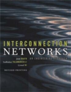 Foto Cover di Interconnection Networks, Ebook inglese di AA.VV edito da Elsevier Science