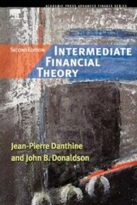 Ebook in inglese Intermediate Financial Theory Danthine, Jean-Pierre , Donaldson, John B.