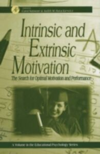 Foto Cover di Intrinsic and Extrinsic Motivation, Ebook inglese di  edito da Elsevier Science