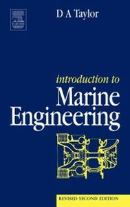Ebook in inglese Introduction to Marine Engineering Taylor, D A