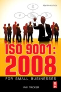 Ebook in inglese ISO 9001: 2000 for Small Businesses Tricker, Ray