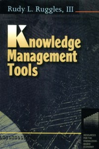 Ebook in inglese Knowledge Management Tools Ruggles, Rudy