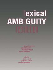 Lexical Ambiguity Resolution
