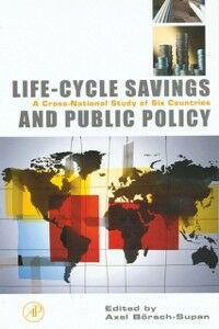 Ebook in inglese Life-Cycle Savings and Public Policy -, -