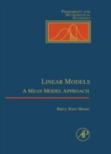 Ebook in inglese Linear Models Moser, William R.