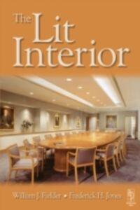 Foto Cover di Lit Interior, Ebook inglese di William J Fielder,Frederick H Jones, edito da Elsevier Science