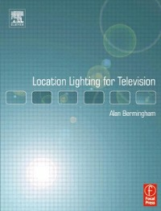 Ebook in inglese Location Lighting for Television Bermingham, Alan