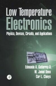 Ebook in inglese Low Temperature Electronics -, -