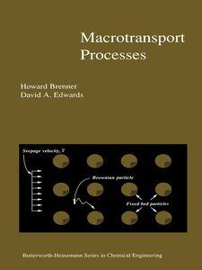 Ebook in inglese Macrotransport Processes