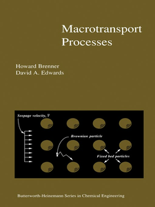 Ebook in inglese Macrotransport Processes Brenner, Howard