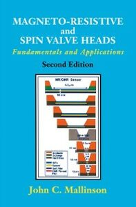 Ebook in inglese Magneto-Resistive and Spin Valve Heads Mallinson, John C.