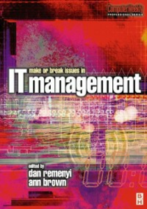 Ebook in inglese Make or Break Issues in IT Management -, -