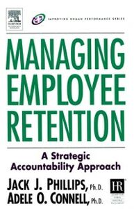 Ebook in inglese Managing Employee Retention Connell, Adele O. , Phillips, Jack J.