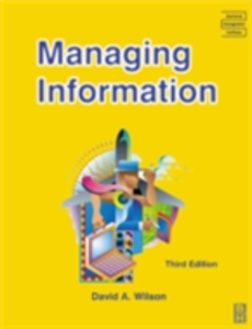 Ebook in inglese Managing Information Wilson, David A