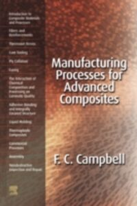 Ebook in inglese Manufacturing Processes for Advanced Composites -, -