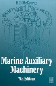 Ebook in inglese Marine Auxiliary Machinery MCGEORGE, H D