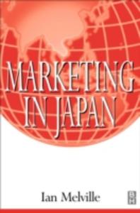 Ebook in inglese Marketing in Japan Melville, Ian