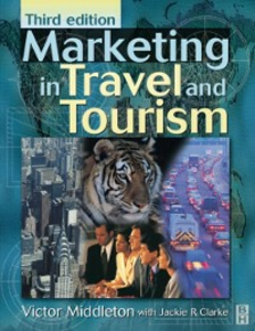 Ebook in inglese Marketing in Travel and Tourism Clarke, Jackie R. , Fyall, Alan , Middleton, Victor T.C.
