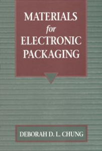 Ebook in inglese Materials for Electronic Packaging Chung, Deborah D.L.