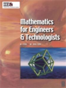 Ebook in inglese Mathematics for Engineers and Technologists Bolton, William , Fox, Huw