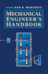 Ebook in inglese Mechanical Engineer's Handbook Marghitu, Dan B.