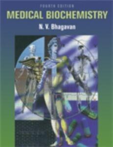 Ebook in inglese Medical Biochemistry Bhagavan, N. V.