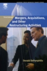 Ebook in inglese Mergers, Acquisitions, and Other Restructuring Activities DePamphilis, Donald