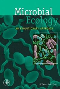 Foto Cover di Microbial Ecology, Ebook inglese di J Vaun McArthur, edito da Elsevier Science