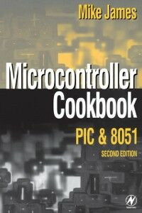 Ebook in inglese Microcontroller Cookbook James, Mike