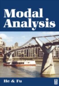 Ebook in inglese Modal Analysis Fu, Zhi-Fang , He, Jimin
